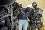 Protiteroristické cvièení Útvaru rychlého nasazení Policie ÈR v pražské